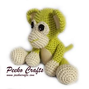 green monkey side1