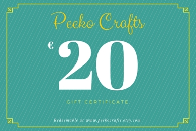 Peeko Crafts