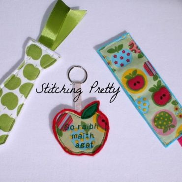 Gifts for Teacher from €5 by Stitching Pretty http://on.fb.me/1XkvwsI