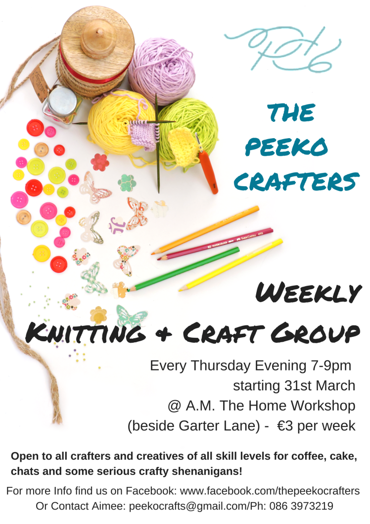 THE PEEKO CRAFTERS (3)